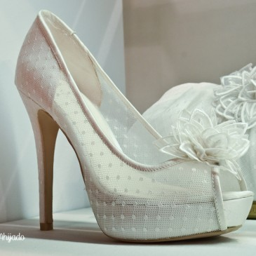 ZAPATOS DE NOVIA, by MENBUR
